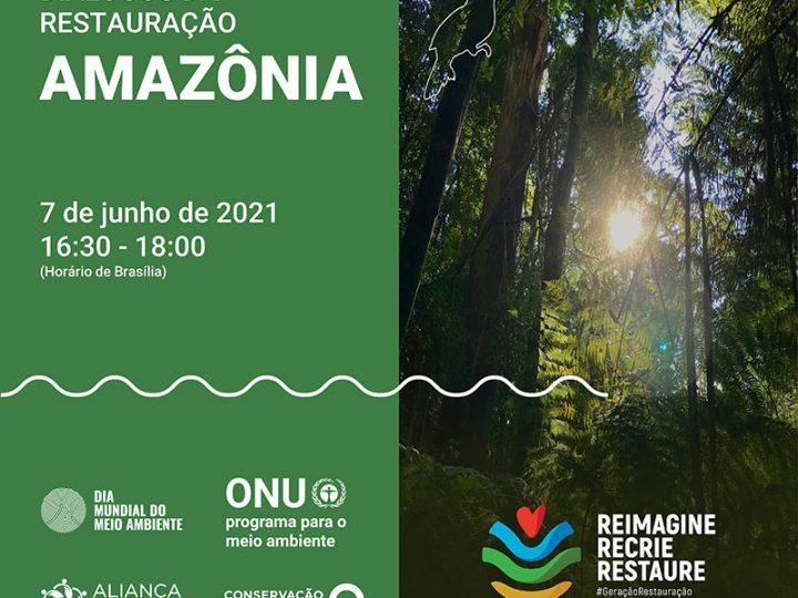 Aliança participa do lançamento oficial da Década para Restauração de Ecossistemas