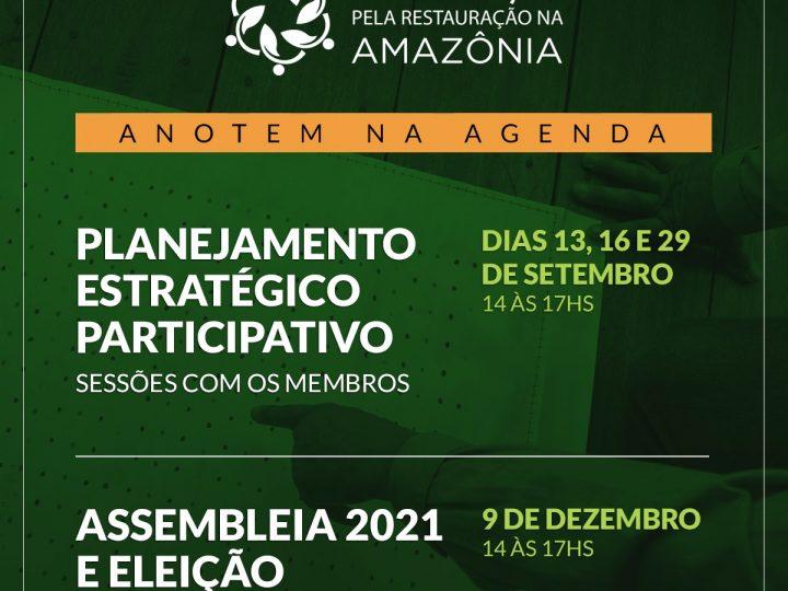 Aliança realizada seu Planejamento Estratégico em setembro